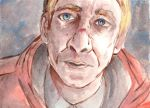 Watercolor Wendsday 1: Lester Nygaard by Avatoh
