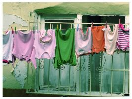 clothes line by fiilimsi
