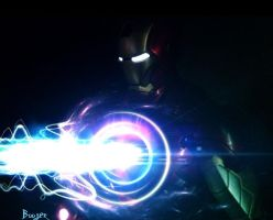 Iron Man - Unibeam - Toy Photography by boozer11