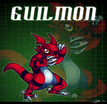 guilmon by lembuk