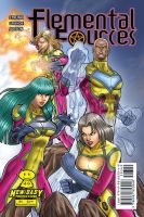 Elemental Fources 5 cover by Joemand