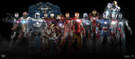 Iron Mens Wallpaper by DiamondDesignHD