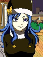 Juvia Lockser by wilburthelame