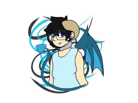 Demon! John Egbert by Bunny-Sweet