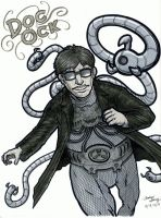 MC '10 con - 3: Doc Ock by silentsketcher