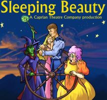 Sleeping Beauty Poster by russraff