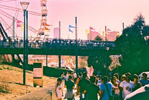 Walkways at ParkLife by 38mm