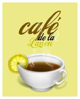 Cafe of the Lemon by djnjpendragon