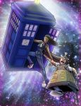 Whovians in Space! by ZipDraw