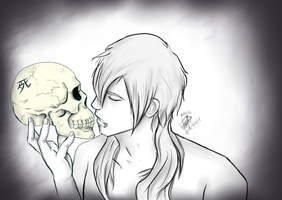 Kiss the Death by MistNebbiaNebel
