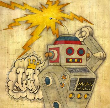 robot rock by luther1000