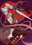 +GHOTICAL:Voodoo the Ragdoll+ by Nephyla