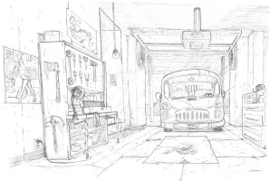 pencils for 1pnt by Alberto-Rios