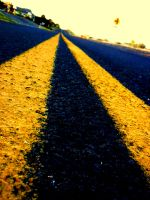 Follow the Yellow Line by shenanigans7