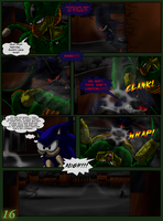 Sonic the Hedgehog Z #11 Pg. 16 June 2015 by CCI545