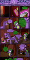 Rocket to Insanity: Nightmarish Dissatisfaction 5 by seventozen