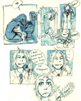 FMA Omake: Winry's pregnant! by roolph
