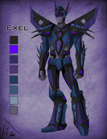 REF - Exel by Laoness