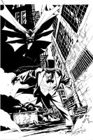 Detective Comics 842 The Chase by dfridolfs