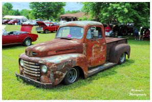 A Ford Rat Rod Truck by TheMan268