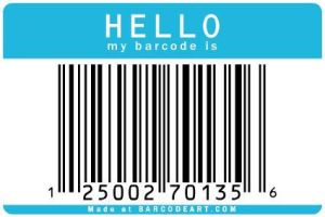 Barcode by MyDigitalSin