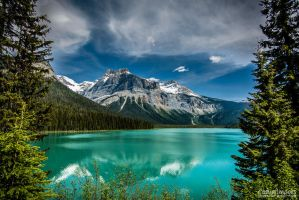 Emerald Lake by CasualImages