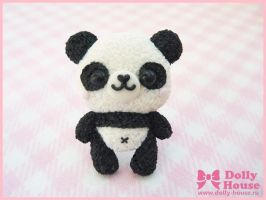 Kawaii Panda Ring by Dolly House by SweetDollyHouse