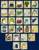Legend of Zelda A-Z by Enlightenup23