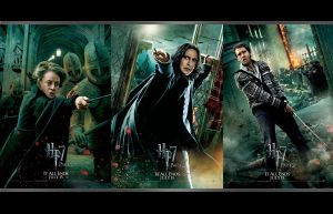 Harry Potter: The heroes by mauriziocorso77