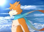 Air and clouds by DarkImpulse05