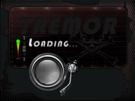 Tremor ipad Loading Page by PatrickJoseph