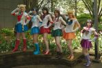 Sailor Guardians 2015 by tfcreate