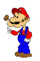 Popeye Mario by Timber22