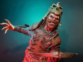 Army of Darkness : Evil Ash bust by GabrielxMarquez
