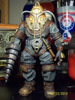 Subject Delta Action Figure by REDMAN50222