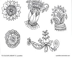 TO COLOUR LINEART 27_quaddles by quaddles
