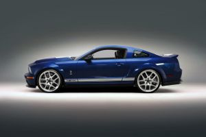 GT500 BlueWhite by lovelife81