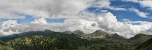 Retezat Mountains by MaraDamian