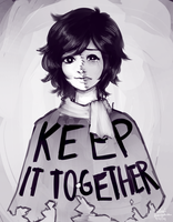Keep It Together by pekingchicken