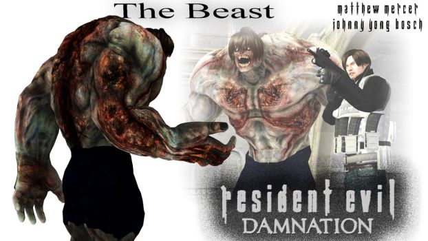THE BEAST by REFanBoy2012