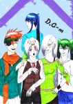 D.Gray-man friends by my-name-is-magic