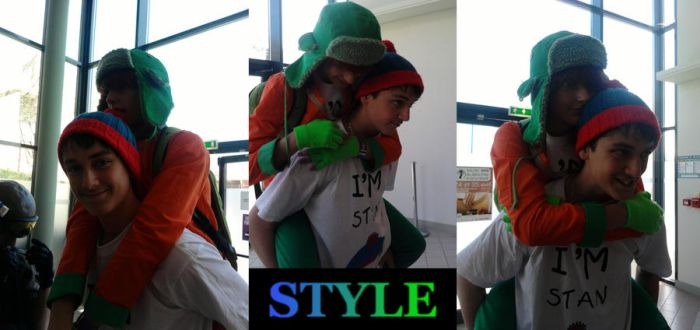 Style_The love story_At the TG by ShikaKounette