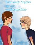 Nouis-Two smiles by Sonnikufan4ever
