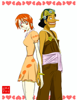 One Piece: Hold your hand by Irchiel
