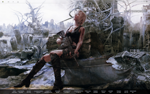Parasite Eve I by yayme