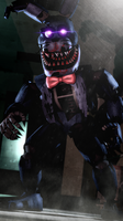 Come Out Come Out by WitchyGmod