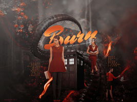 Burn in the Hell Forever by shad-designs