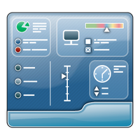 Control Panel Icon by YeFFreY