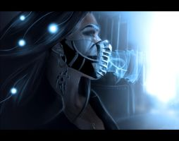 Dreamstalker. by hybridgothica