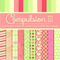 Compulsion III: Watermelon Inspired (Free) by TeacherYanie